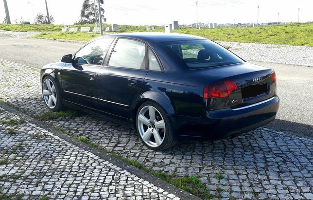 Audi a4 2.0 tdi b7 sedan Nacional selo barato jantes 19 extras