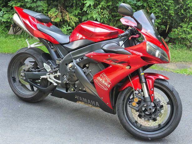 Yamaha R1 RN12 Niski przebieg ! OKAZJA !