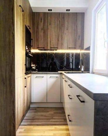 Meble na wymiar kuchnie szafy garderoby zabudowy nietypowe stolarz