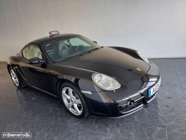 Porsche Cayman 2.7 M6