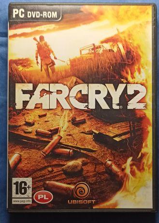 FAR CRY2 gra PC polska