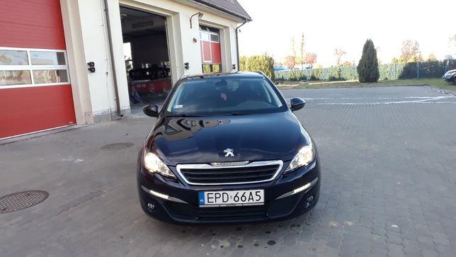 Peugeot 308 2.0 150km Automat