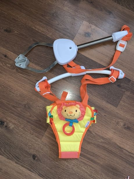 Детский прыгунок, качеля Munchkin ( вес ребенка 6-13 кг)