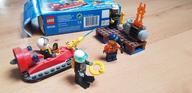Lego city 60106 starter set