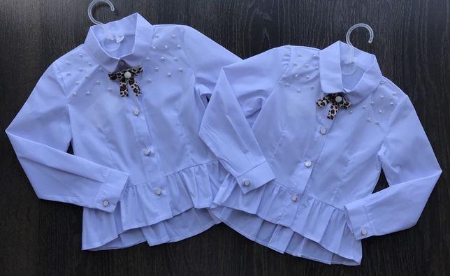 Блуза для девочки. р-р 128