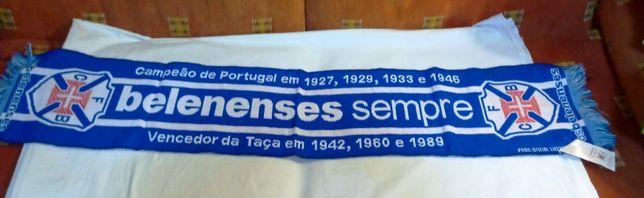Cachecol Belenenses Sempre produto oficial licenciado