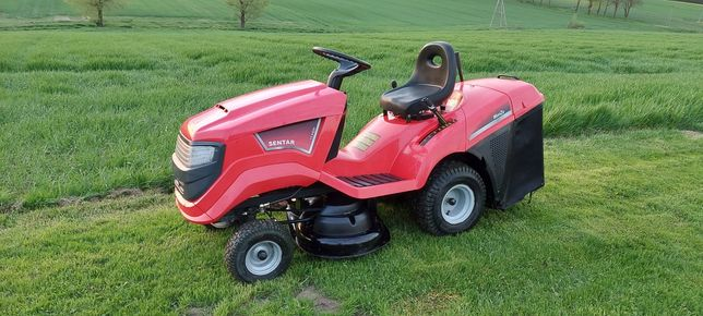 Traktorek, Kosiarka, SENTAR, Castel Garden,Silnik Briggs&Stratton 13,5