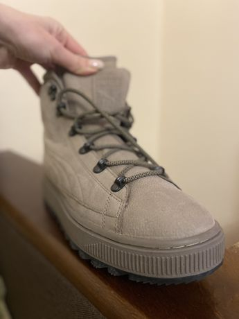 новые зимние ботинки THE REN BOOT NBK