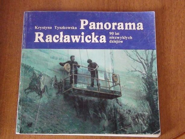 Książka Panorama Racławicka
