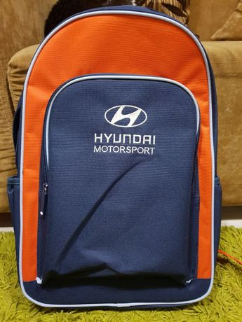 Plecak Team Hyundai Motorsport WRC