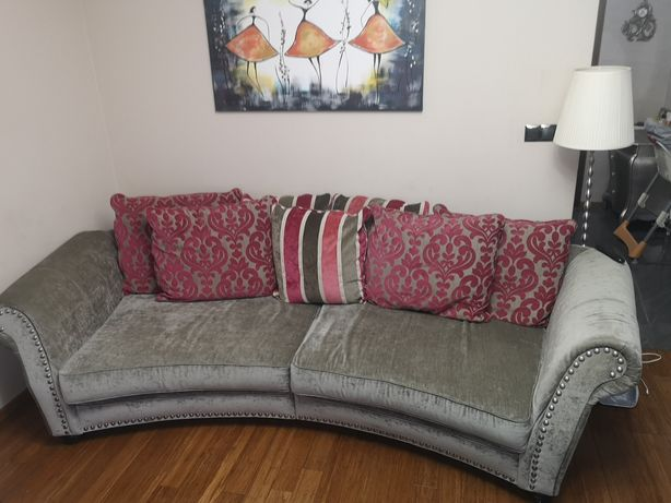 Kanapa sofa pufa Living room