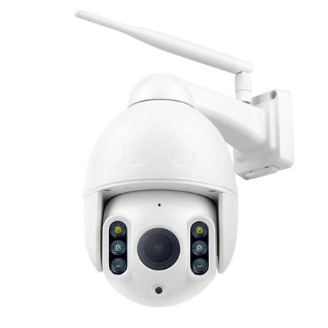 Уличная поворотная WiFi камера Wanscam K64 2MP 16X zoom Full HD