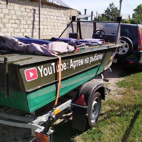 Продам лодку МКМ