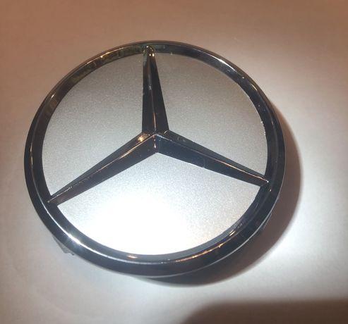 Dekielki do felg Mercedes 75mm (4szt.) kapsle, zaślepki