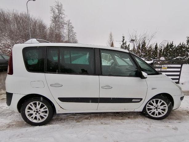 Renault Espace 2007 2.0 dci