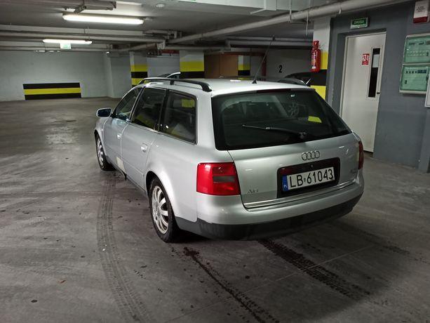 Audi a6 2.7 T b+g Quattro