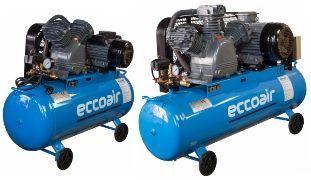 Компрессор ECCOAIR. Далгакиран (Турция) Ресивер 100 - 500 литров!