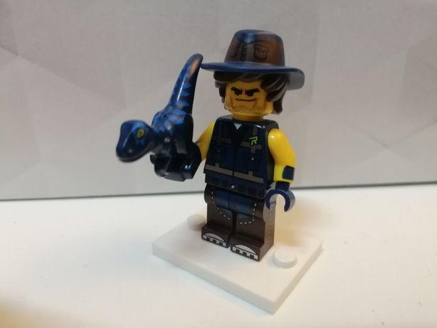 LEGO Movie 2 - minifigures - minifigurka nr 14 - Vest Friend Rex