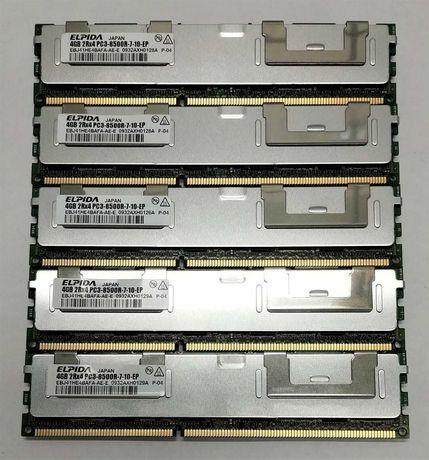 Серверная DDR3 4Gb / 8Gb / 16Gb 8500R ECC REG (1066MHz)