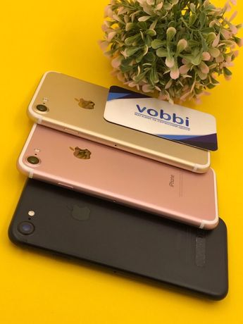 Apple iPhone 7 32gb Black (original купить гарантия б/у rose gold)