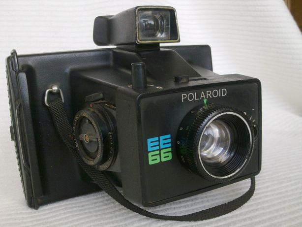 Polaroid EE66 Kodak EK2 EK6 lata 70-te