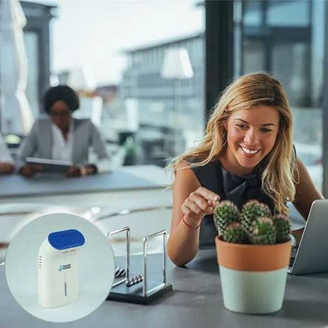 Aumente a validade dos produtos frescos no Frigorífico-Mini Ozonizador