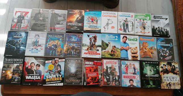 Sprzedam ponad 50szt filmów
