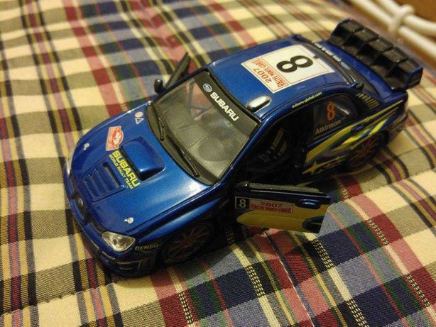 Miniatura Subaru Impreza WRC