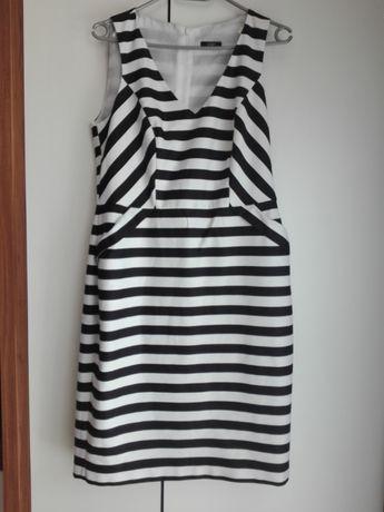 Sukienka midi w paski F&F 40/42