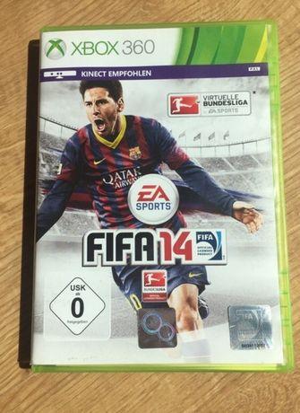 Gra na konsolę xbox 360 Fifa 14