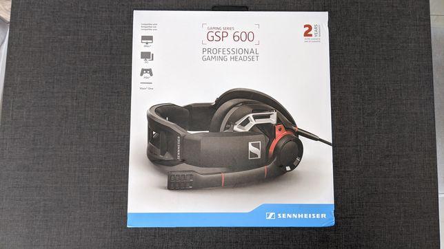 Słuchawki do grania Sennheiser gsp600