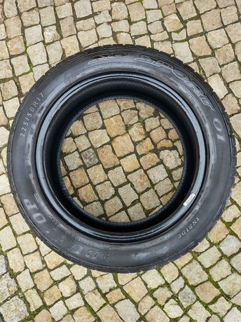 Opony letnie Dunlop 225/50/17 komplet