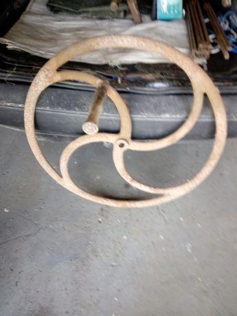 Roda de Ferro antiga