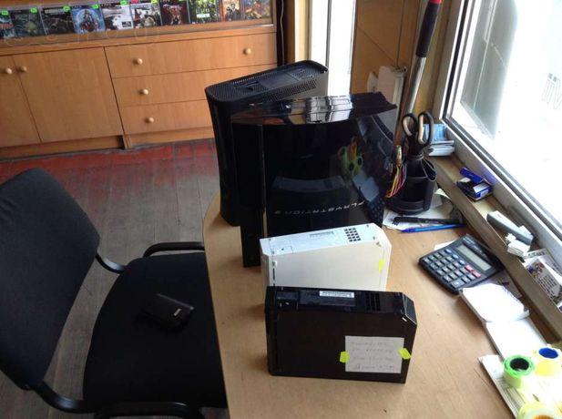 Ремонт и прошивка игровых приставок! Xbox 360,Ps3,Ps4 и т.д.