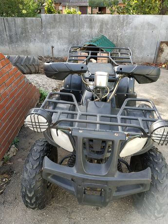 Квадроцикл Spark 175 спарк