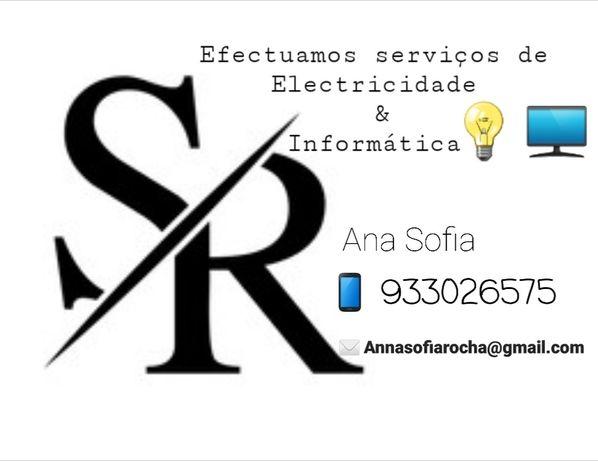 Electricista e informático