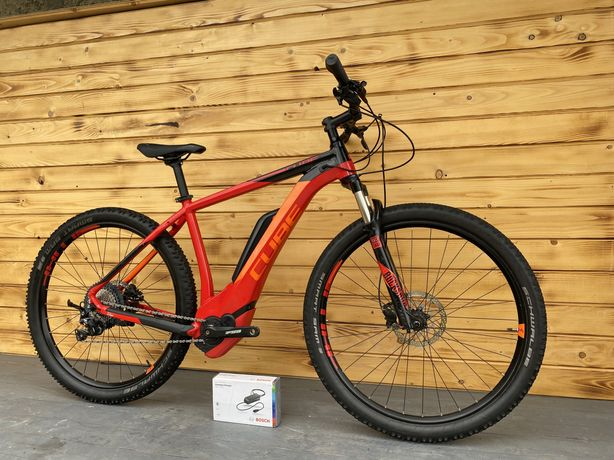 Електро велосипед Cube Reaction 29 Hybrid Race (2018) ВІДПРАВКА/ГАРАНТ