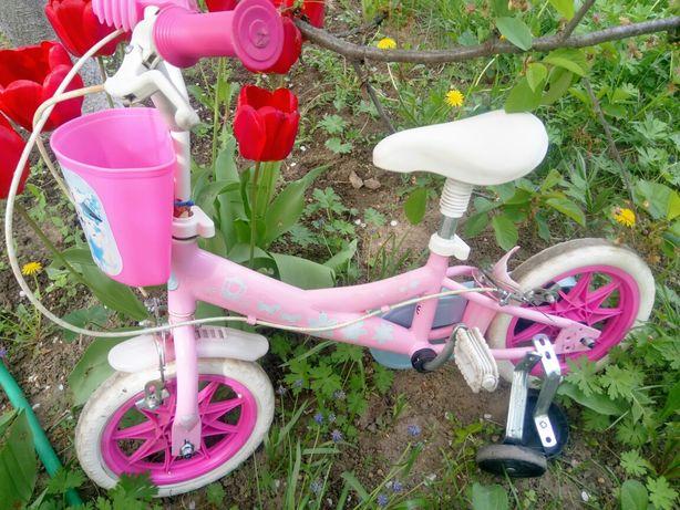 Детский велосипед Disney Принцессы 3-5 лет.