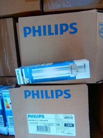 lâmpadas Philips master  PL-C 18 w /840/2P