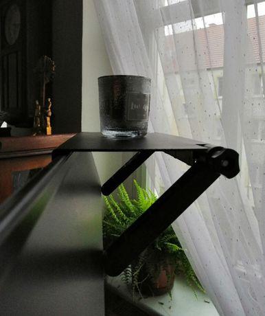 Półka mocowana na TV, monitorze