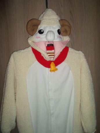 карнавальный костюм кигуруми БАРАН Барашек