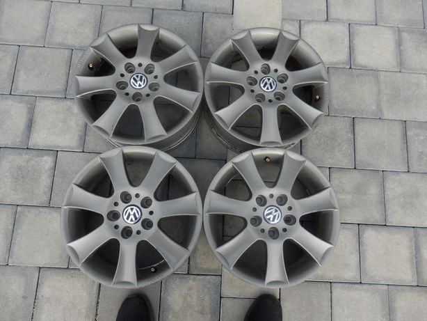 Felgi Aluminiowe 15'' 5x112 AUDI VW SEAT SKODA