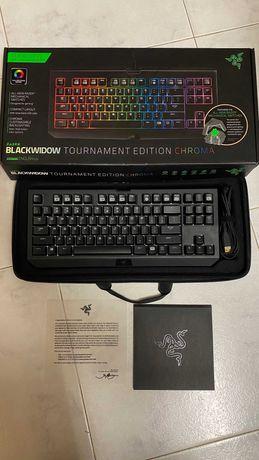 Teclado Razer Blackwidow Tournament Edition