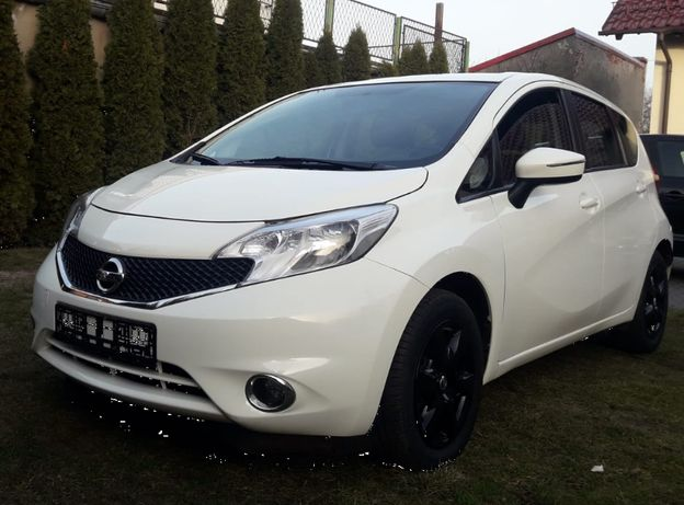 Nissan Note E12 2014r 1.2 benzyna