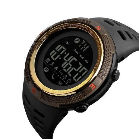 SKMEI Sportowy Zegarek Bluetooth NOWY PROCESOR IC
