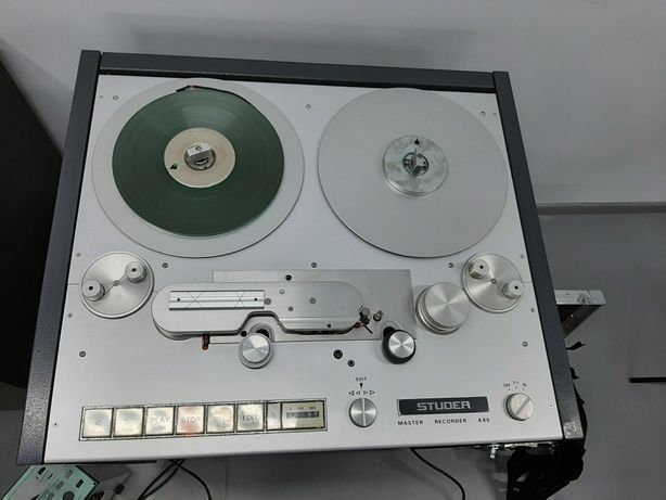 Магнитофон Studer A80R