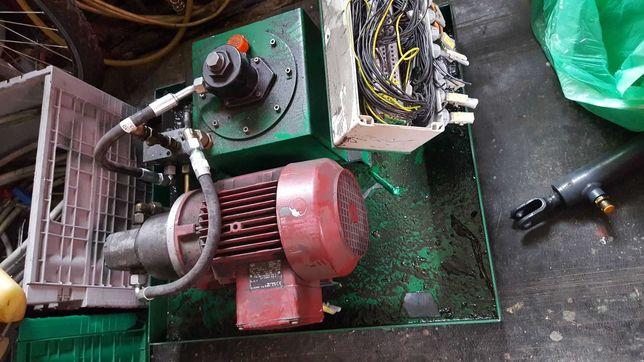 Agregat hydrauliczny, pompahydrauliczna, zasilacz hydrauliczny 1,5 kw