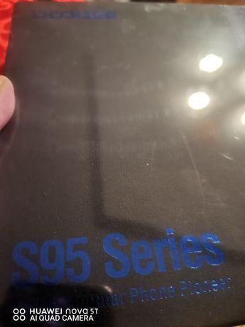 Doogee S 95 Pro 8G+256G gratis ładowarka indukcyjna