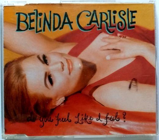 CDs Belinda Carlisle Do You Feel Like A Feel 1991r