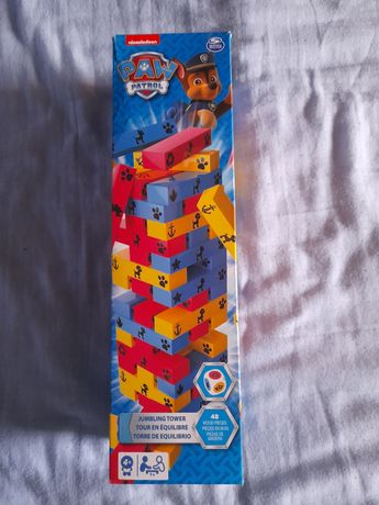 Gra wieża Psi Patrol